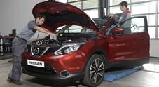 Nissan, due programmi per assistenza auto fuori garanzia. Utilizzati ricambi rigenerati per un risparmio maggiore
