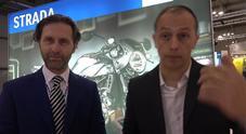 Eicma 2017, intervista a Enrico Bessolo direttore commerciale Suzuki Italia