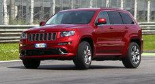 Jeep Grand Cherokee SRT va in strada la regina del fuoristrada diventa una GT