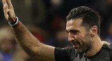 Buffon, l'addio del numero uno