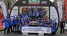 WRC, Volkswagen lascia il mondiale rally da campione in carica: stop dal 2017