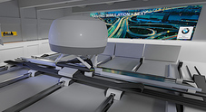 Bmw investe 100 ml per aprire a Monaco un centro di simulazione per guida autonoma