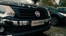 Nuovo Fiat Fullback Cross: la prova su strada