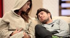 Cecilia Rodriguez seduta e Ignazio Moser in piedi in un armadio: la scena ha indignato tutti nella Casa