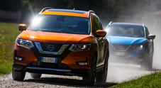 Nissan, crossover è una filosofia: Qashqai e X-Trail coppia perfetta