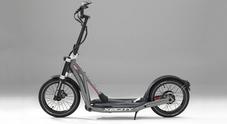 BMW Motorrad X2City, un nuovo concetto di mobilità a zero emissioni