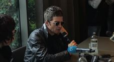 "Noel Gallagher: «Il mio cosmic rock in ""Who built the moon»"