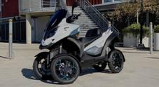 Quadro Vehicles insieme a Zero Motorcycles per lancio E-Qooder: scooter elettrico a 4 ruote