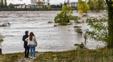 Il Piave torna a fare paura: sgomberate le areee golenali