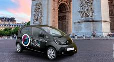 Gruppo Psa, a Parigi disponibili 550 auto elettriche Free2Move. Il nuovo servizio car-sharing fruibile via App