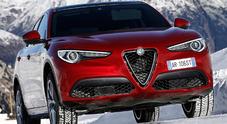 Alfa Romeo accelera la scalata dello Stelvio. Prosegue il rilancio del brand sportivo di Fca