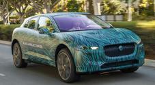 Jaguar i-Pace, il Suv elettrico del Giaguaro completa collaudi sulle strade della California