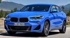 Arriva X2, il Suv compatto dal look dinamico di BMW. Più corto dell' X1 debutterà a Detroit