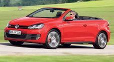 """Volkswagen Golf GTI ora è anche cabrio: per la la sportiva si """"scopre"""""""