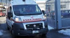 Colpito da una sonda per spurghi:  operaio grave in ospedale