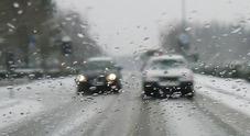 Allerta Protezione civile: torna Burian con neve e venti di burrasca