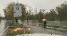 Emergenza maltempo nel Pordenonese, torrente esonda: Valcellina isolata