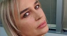 Lory Del Santo a Vieni da me: «Sono finita in carcere e lì ho rischiato di morire»