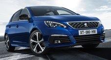 Peugeot, la 308 tocca quota 100mila unità vendute in italia e oltre 1,5 milioni nel mondo