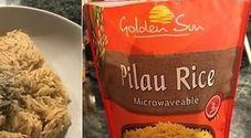 Trova un topo morto nel riso della Lidl. «Mia moglie non riesce a smettere di vomitare»