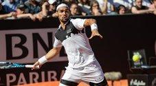 Ranking Atp, Djokovic sempre al comando, Fognini 12esimo