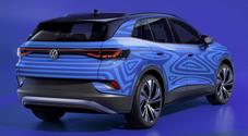Volkswagen, la famiglia elettrica si allarga: ecco il Suv full-electric ID.4