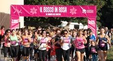 Bosco in rosa: in 500 tra prevenzione e solidarietà