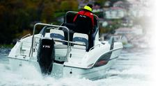 Suzuki Marine protagonista a Genova: nuovi motori da 150 e 175 hp nuovi tender, eliche e strumentazione