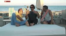 """Stefano De Martino a """"Emigratis"""": «Andrea Iannone ha più soldi di me»"""
