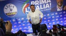 Europee, i dati definitivi: Lega al 34,3%, M5S doppiato. Pd al 22,7. Salvini detta l'agenda: «Tav e autonomie»