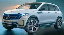 Mercedes EQB, il nuovo Suv elettrico. Seconda variante EV accanto a EQC, arriverà nel 2021