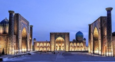 """""""Non è poi così lontana Samarcanda"""": in Uzbekistan sulle note di Vecchioni"""