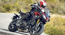 Yamaha MT-09 Tracer, la tourer che sembra una naked sportiva: ciclistica da sballo e tanto divertimento