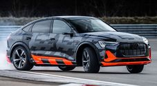 """Audi al salone """"virtuale"""" di Ginevra porta le emozioni della e-tron S prototype e la tecnologia della nuova A3"""