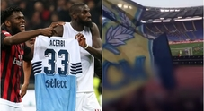 Cori razzisti contro Bakayoko durante il recupero Lazio-Udinese