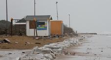 Il maltempo colpisce anche le coste del Veneto e del Friuli Venezia Giulia