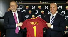 Volvo Italia auto ufficiale della A.S. Roma: il club giallorosso viaggerà sulle vetture svedesi per prossimi 3 anni
