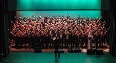 In 250 sul palco a cantare: il coro più grande d'Italia arriva a Treviso