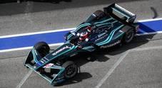 FE, Jaguar in pole position per la prima volta. Evans il più veloce nell'E-Prix di Zurigo