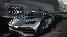 Mercedes AMG Project One, la Formula 1 da strada svelata a Francoforte