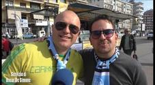 Napoli-Arsenal, la lunga attesa dei tifosi