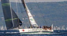 """Barcolana50: vince """"Spirit of Portopiccolo"""" in tempo record: meno di un'ora"""