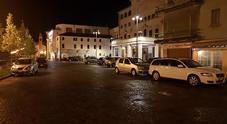 Piazza Cavour, dove è avvenuto il fatto