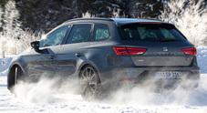 Seat Snow Experience, sicurezza e divertimento al top con la gamma a trazione integrale 4Drive