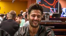 """Filippo Bisciglia dalla tv ai tavoli da poker """"Io eterno secondo"""""""