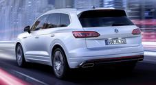 VW Touareg, viaggiare di notte come se fosse giorno: la magia del nuovo sistema d'illuminazione