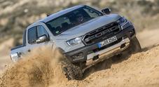 Ford Ranger Raptor, al volante del predatore dei pick-up che non ha paura di nulla