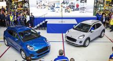 Ford da record in Romania, produrrà 1.000 auto al giorno tra Puma ed Ecosport
