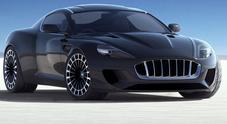 WB12 Vengeance, l' omaggio all'Aston Martin DB9 del tuner inglese Kahn Design