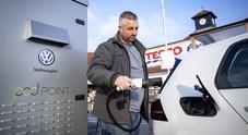 Volkswagen entro 2025 realizzerà 36mila colonnine ricarica. Impegno per mobilità elettrica in Europa
